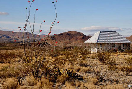 Terlingua Ranch Retreat